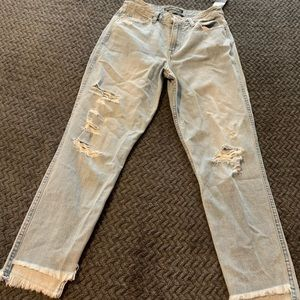 New Abercrombie & Fitch jeans